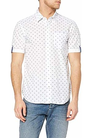 s.Oliver Men's 13.904.22.2222 Casual Shirt, ( A)