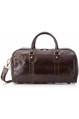 Chicca Tuttoa Women's CBC1877GF22 Top-Handle Bag Brown Marrone (Testa Di Moro)