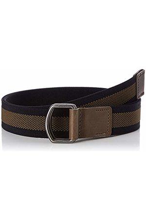 s.Oliver Men's 97.904.95.3188 Belt, ( Stripes 58g1)