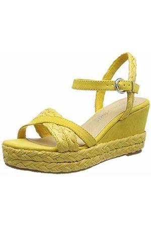3f07ad3b5ca Marco Tozzi Women s 2-2-28376-32 Platform Sandals