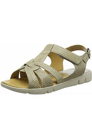 Padders Women's Petal T-Bar Sandals, ( 34)