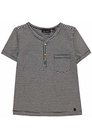 Marc O' Polo Boy's T-Shirt 1/4 Arm (Y/D Stripe 