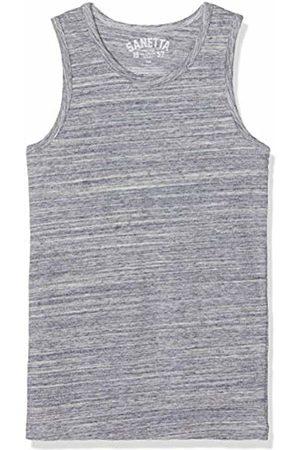 Sanetta Boys' Shirt w/o Sleeves Vest Lava Grau Melange 1981