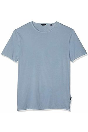 Only & Sons NOS Men's onsALBERT Washed O-Neck NOOS T-Shirt, Blau Citadel