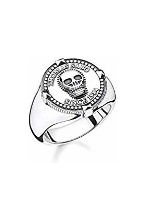 Thomas Sabo Unisex Ring Skull 925 Sterling