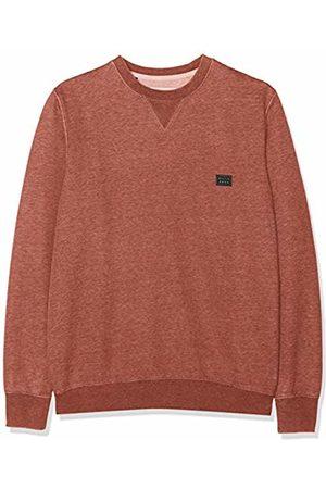Billabong Men All Day Washed Crew Fashion Fleece - Hazel