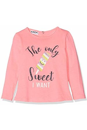 MEK Baby Girls T-Shirt M/l Jersey Kniited Tank Top