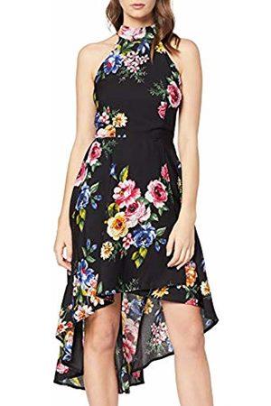 Mela Women's Colourful High Low Dress 18