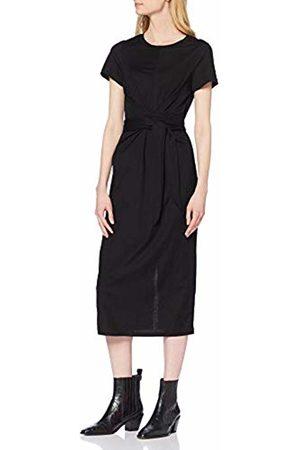 Springfield Women's 7.g.apuesta Nudo Col2 Dress, (Negro 1)