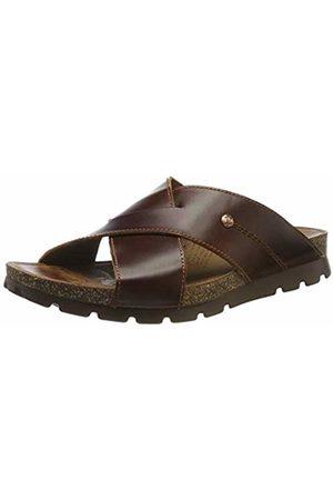 Panama Jack Men's Salman Explorer Open Toe Sandals (Cuero C1) 8 UK