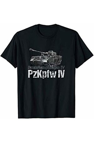 German Tanks Shirts & Gifts Panzer Pzkpfw IV Tank T-Shirt I Military Vehicle Gift Idea