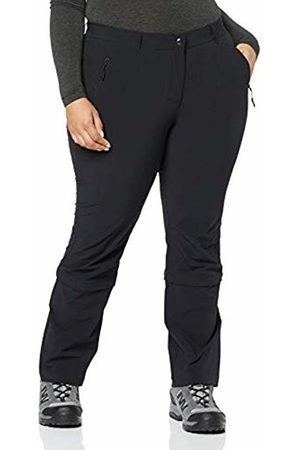 Ulla Popken Women's Hose Zip, Große Größen Trouser