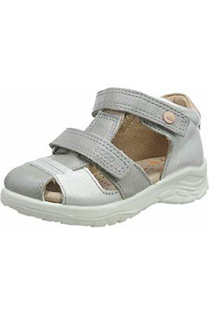 Ecco Baby Girls' Peekaboo Sandals