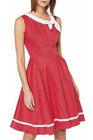 Joe Browns Women's Quirky Polka Dot Bow Detail Dress / B