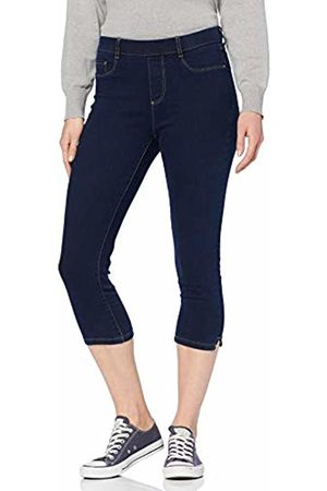 Dorothy Perkins Women's Indigo Authentic Eden Crop -Regular Leggings, 240