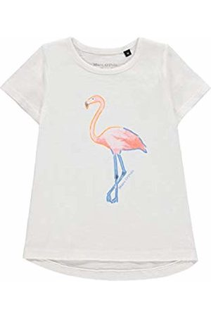 Marc O' Polo Girl's T-Shirt 1/4 Arm (Bright