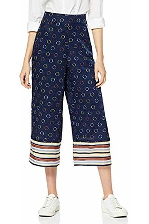 warehouse Women's Hula Spot Wide Leg Trousers
