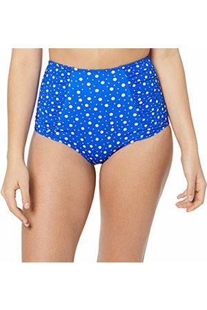 f6a5570b1 Pour Moi Women s Mini Maxi Super High Waist Control Brief Polka Dot Bikini  Bottoms .