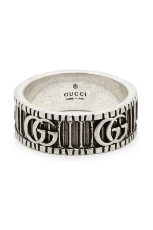 Gucci Men Rings - Gg Marmont Ring - Mens