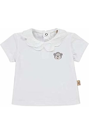 Bellybutton mother nature & me Baby Girls' T-Shirt 1/4 Arm (Bright