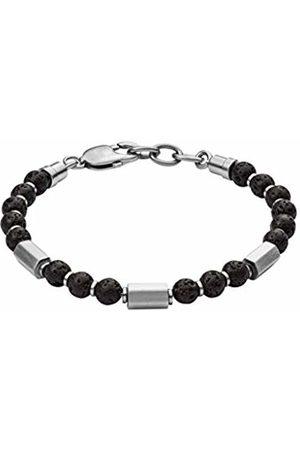 Fossil Men Bracelets - Men Stainless Steel Chain Bracelet JF03007040