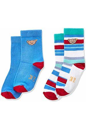 Steiff Boy's Socken 2er-pack Calf Socks
