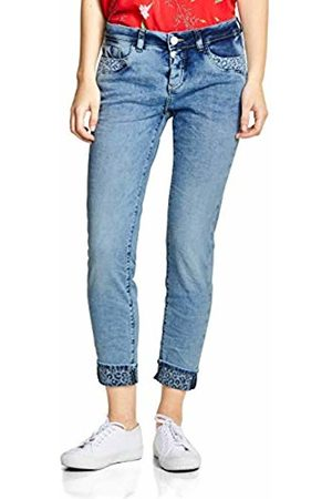 Street one Women's 372123 Jane Slim Jeans