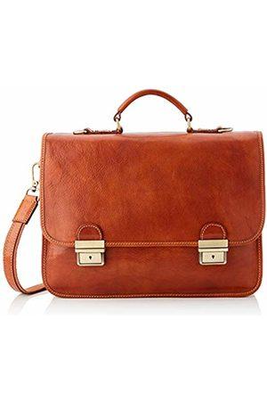 Chicca Tuttoa Women's CBC18225GF22 Top-Handle Bag Marrone (Cuoio)