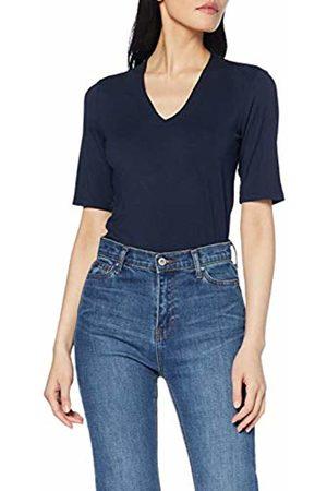 Tom Tailor Women's 1009643 T - Shirt Blau (Real Navy 10360) S