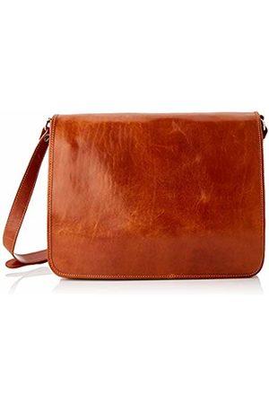 Chicca Tuttoa Women's CBC181958GF22 Top-Handle Bag Marrone (Cuoio)