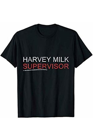 Flippin Sweet Gear Harvey Milk Supervisor T-Shirt