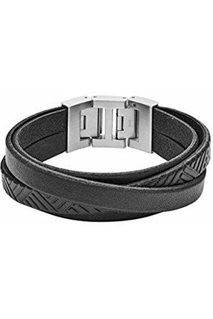 Fossil Men Bracelets - Men Stainless Steel Strand Bracelet JF02998040