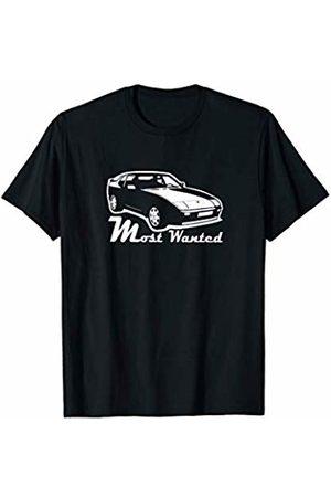 Signs & Fiction T Shirt Funny T-Shirt 944 Sports Car Oldtimer Retro Classics Race