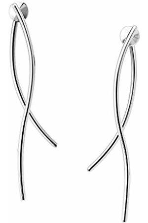 Skagen Women Stainless Steel Dangle & Drop Earrings SKJ1123040