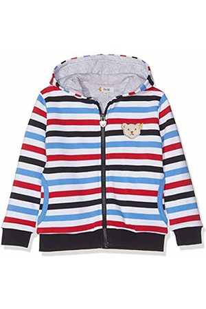 Steiff Boy's Sweatjacke Sweat Jacket, (Bright 1000)