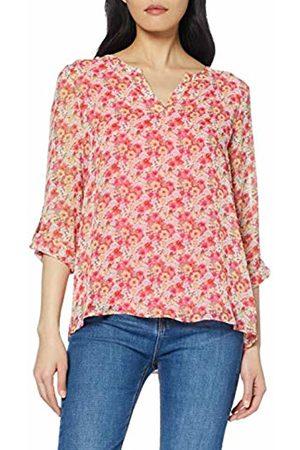 Tom Tailor Women's 1009662 T - Shirt Rosa ( Floral Design 18356) M