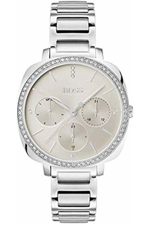 HUGO BOSS Womens Multi dial Quartz Watch with Stainless Steel Strap 1502492