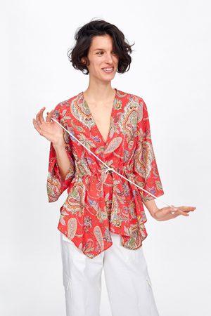 2e7a90ac48a684 Buy Zara Shirts   Blouses for Women Online