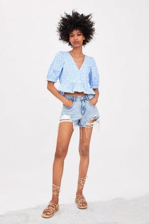 9d62202c1c41eb Buy Zara Shirts   Blouses for Women Online