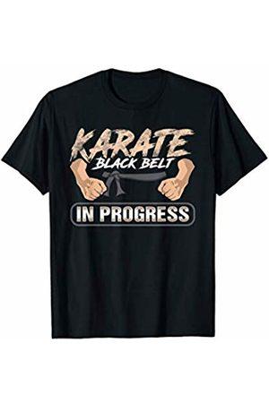 Martial Arts Co Belt In Progress Karate T-Shirt