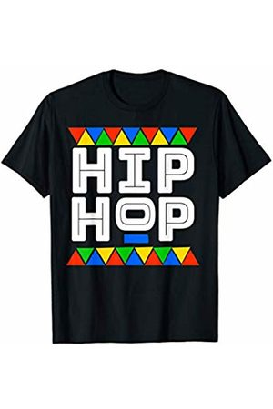 90s hip hop party 80s Hip Hop culture T-Shirt