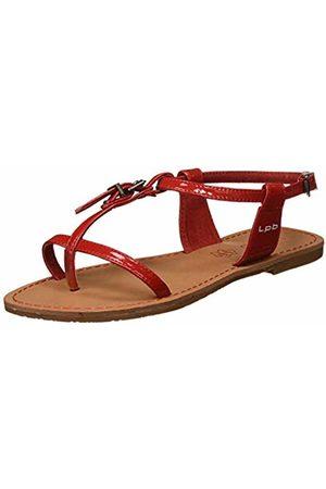 Les P'tites Bombes Women's Zhoe Open Toe Sandals (Vertrouge 054) 4 UK