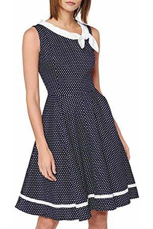 Joe Browns Women's Quirky Polka Dot Bow Detail Dress