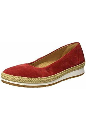 Gabor Shoes Women's Comfort Sport Ballet Flats, (Jute/S.N/W) 48