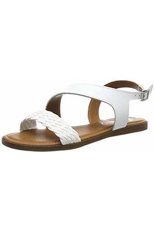 s.Oliver Women's 5-5-28127-32 Sling Back Sandals, ( 100)