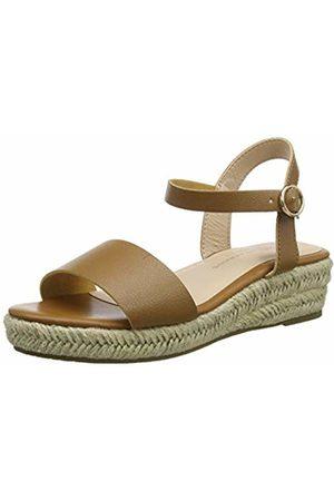 Dorothy Perkins Women's W: Rhiannon 2 Part Flatform Wedge Open Toe Sandals