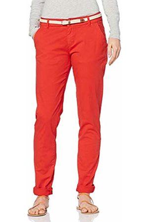 s.Oliver Women's 14.904.73.5051 Trouser, (Brick 2610)