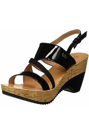 Les P'tites Bombes Women's Juliette Open Toe Sandals