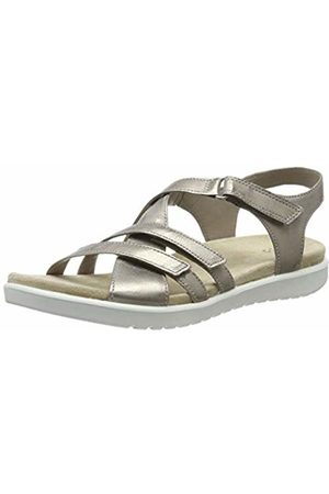 Ecco Girls' Flora Open Toe Sandals