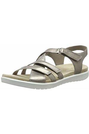 Ecco Girls' Flora Open Toe Sandals